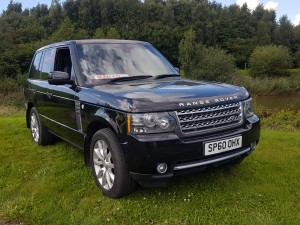 £24495 4.4 Diesel TDV8 2011 Range Rover Vogue,Black leather interior,Camera system,Bluetooth,T.v, Service History,12 month mot, heated seats,climacool seats,tow bar,heated steering wheel,USB and I-pod connectivity,6 cd multi-changer,a stunning and well looked after vehicle,please call 01744 81800 for more pics,info or to arrange a viewing